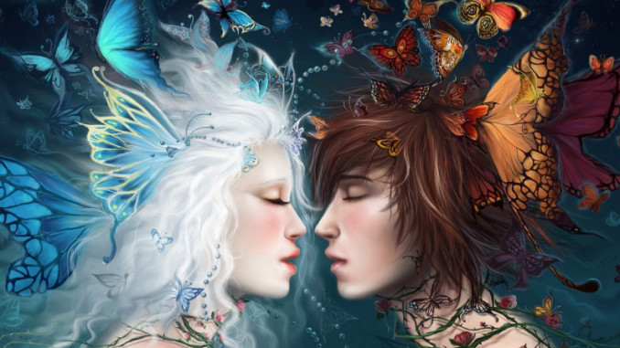 The Difference Between Twin Flames, Soulmates and Karmic